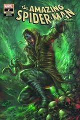 Amazing Spider-Man #2 Comicxposure Parrillo Exclusive xposure Parrillo Exclusive