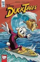 Ducktales #18 Cvr A Ghiglione Stella (C: 1-0-0) Stella (C: 1-0-0)