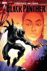 Marvel Action Black Panther #2 Samu  Samu