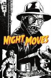 Night Moves #4 (Of 5) 10 Copy Incv Burnham (Net) Incv Burnham (Net)