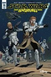 Star Wars Adventures #19 Cvr A Mauricet (C: 1-0-0)  Mauricet (C: 1-0-0)