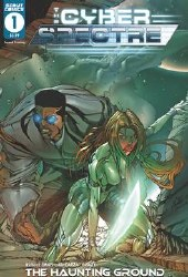 Cyber Spectre #1 2nd Printing