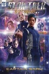 Star Trek Discovery Captain Saru ru