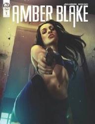 Amber Blake #1 10 Copy Incv Nodet (Net) det (Net)