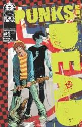 Punks Not Dead London Calling#1 Cvr B Albuquerque #1 Cvr B Albuquerque
