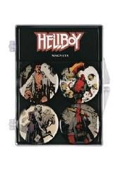 Hellboy Magnet 4-Pack (C: 0-1-2) 2)