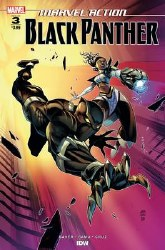 Marvel Action Black Panther #3Samu (C: 1-0-0) Samu (C: 1-0-0)