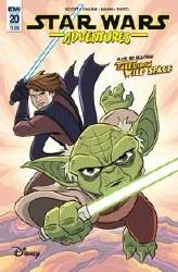 Star Wars Adventures #20 Cvr ACharm (C: 1-0-0) Charm (C: 1-0-0)