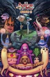 Adventure Time Season 11 #6 Preorder Benbassat (C: 1-0-0) eorder Benbassat (C: 1-0-0)