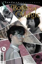 Books Of Magic #6 (Mr)
