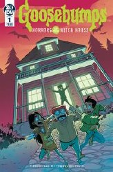Goosebumps Horrors Of The Witch House #1 Fenoglio h House #1 Fenoglio