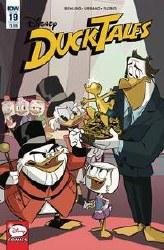 Ducktales #19 Cvr B (C: 1-0-0)