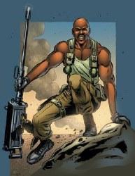 Gi Joe A Real American Hero #263 Cvr A Gallant (C: 1-0-0) 63 Cvr A Gallant (C: 1-0-0)