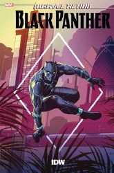 Marvel Action Black Panther #4 Florean (C: 1-0-0)  Florean (C: 1-0-0)