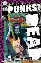 Punks Not Dead London Calling#3 Simmonds #3 Simmonds