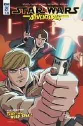 Star Wars Adventures #21 Cvr ACharm (C: 1-0-0) Charm (C: 1-0-0)