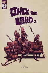 Once Our Land Book Two #3 (Of4) 4)