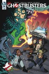 Ghostbusters 35th Anniv Real Ghostbusters Ferreira hostbusters Ferreira