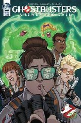 Ghostbusters 35th Anniv AnswerCall Ghostbusters Gallant Call Ghostbusters Gallant