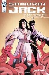 Samurai Jack Lost Worlds #1 Cvr A Thomas r A Thomas