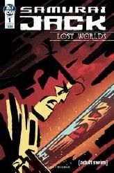 Samurai Jack Lost Worlds #1 Cvr B Fullerton r B Fullerton