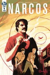 Narcos #1 (of 4) Cover A Regular Vic Malhotra Cover