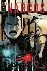 Narcos #1 (of 4) Cover B 1:10 Incentive Nelson Daniel Variant Cover