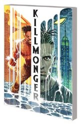 Black Panther Killmonger Tp By Any Means  Any Means
