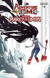 Adventure Time Marcy & Simon #4 (Of 6) Preorder Marcy (C: 1- 4 (Of 6) Preorder Marcy (C: 1-
