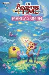 Adventure Time Marcy & Simon #4 (Of 6) Preorder Simon (C: 1- 4 (Of 6) Preorder Simon (C: 1-