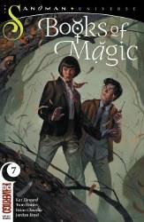 Books Of Magic #7 (Mr)