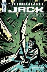 Samurai Jack Lost Worlds #2 Cvr B Fullerton r B Fullerton