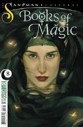 Books Of Magic #8 (Mr)