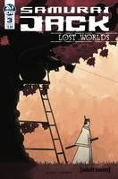 Samurai Jack Lost Worlds #3 Cvr A Thomas r A Thomas