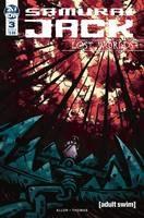 Samurai Jack Lost Worlds #3 Cvr B Fullerton r B Fullerton