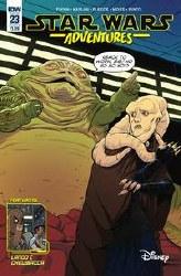 Star Wars Adventures #23 Cvr B Moss (C: 1-0-0)  Moss (C: 1-0-0)
