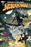 Marvel Action Spider-Man #7 Cvr A Ossio (C: 1-0-0) r A Ossio (C: 1-0-0)