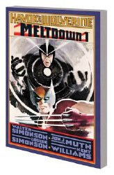 Havok And Wolverine Tp Meltdown New Ptg n New Ptg