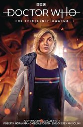 Doctor Who 13th Tp Vol 02