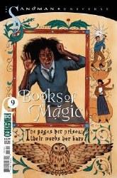 Books Of Magic #9 (Mr)