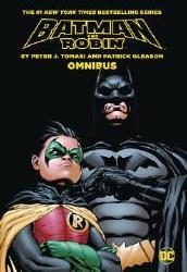 Batman And Robin By Peter J Tomasi & Patrick Gleason Omnibus HC New Printing
