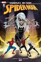 Marvel Action Spider-Man #8 Cvr A Ossio (C: 1-0-0) r A Ossio (C: 1-0-0)