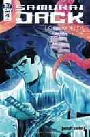 Samurai Jack Lost Worlds #4 10Copy Incv Robles (Net) Copy Incv Robles (Net)