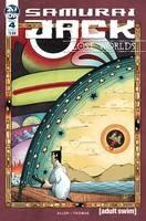 Samurai Jack Lost Worlds #4 Cvr A Thomas r A Thomas