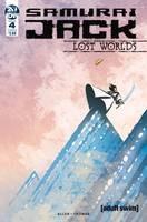Samurai Jack Lost Worlds #4 Cvr B Fullerton r B Fullerton