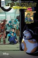 Star Wars Adventures #24 Cvr A Levens (C: 1-0-0)  Levens (C: 1-0-0)