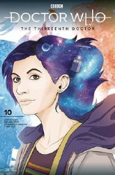 Doctor Who 13th #10 Cvr A Sposito ito