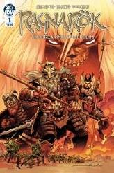 Ragnarok Breaking Of Helheim #1 (Of 6) Cvr A Simonson 1 (Of 6) Cvr A Simonson