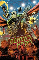 Deaths Head #1 (Of 4)