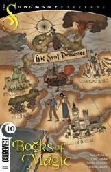 Books Of Magic #10 (Mr)
